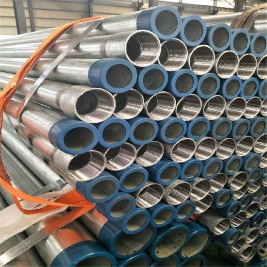 Construction Building Materials Galvanized Steel Pipe/ Steel Scaffolding Pipe