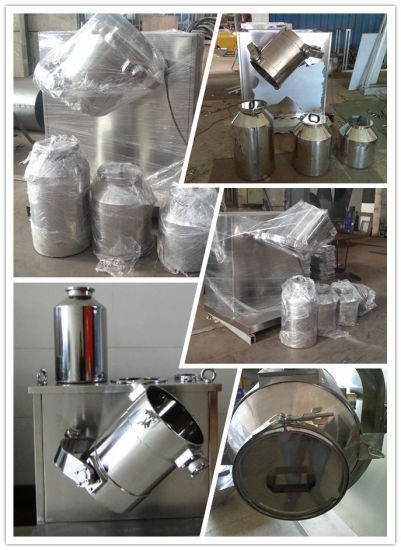 Three Dimensional Pharmaceutical Blender pictures & photos
