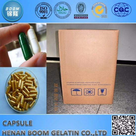 Gelatin Capsules pictures & photos