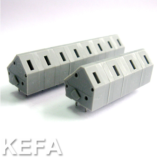 Spring Terminal Block for Wire to Panel pictures & photos