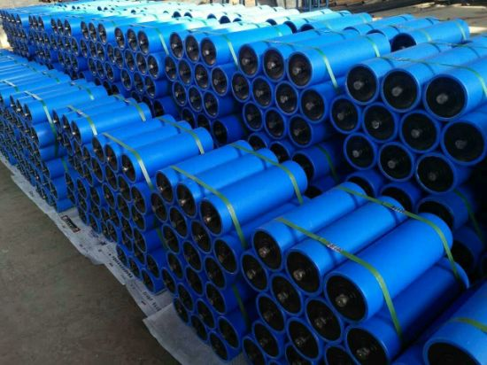 Tfp Uhwm PE Idler Roller Used for Light and Easy Conveyor Belt System pictures & photos