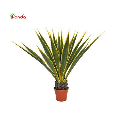Vivid Artificial Agave Plants Wholesales Artificial Plant Trees Potted Plants Home Decor