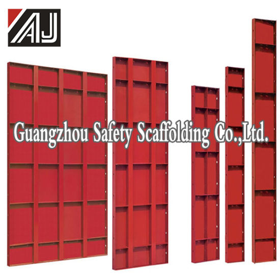 Steel Concrete Formwork for Concrete Wall, Beam, Column and Slab, Guangzhou Supplier