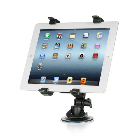 Universal Suction Cup Car Mount Holder for iPad