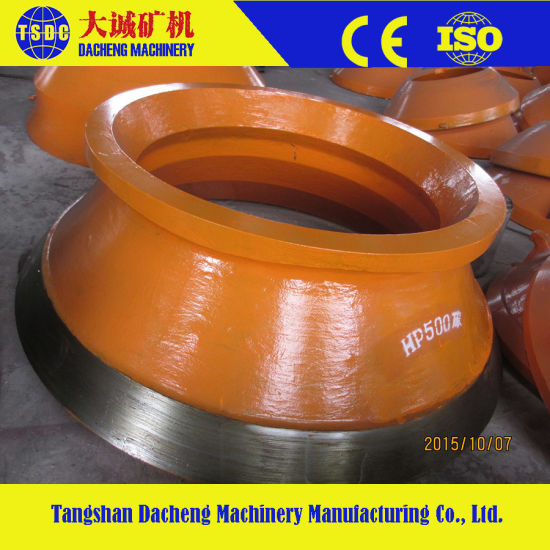 Mining Cone Crusher Parts Bowl Liner pictures & photos
