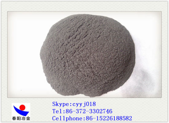 Calcium Silicon Alloy Lumps and Powder pictures & photos