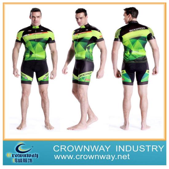 Men's Dry Fast Sports Wear Compression Sports Cycling Wear