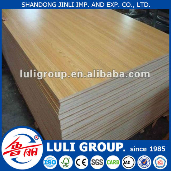 Laminated Melamine Particle Board
