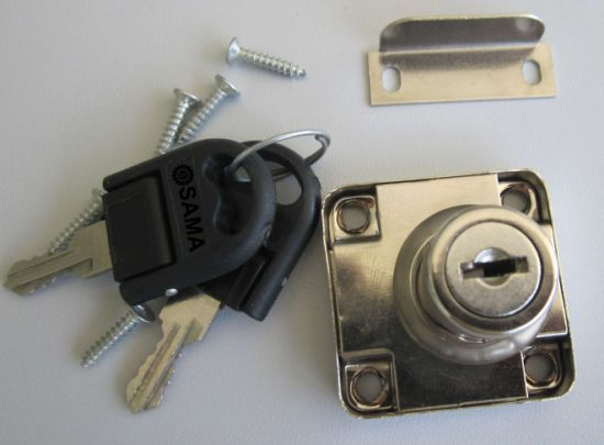 Drawer Lock, Furniture Lock, Door Lock Cam Lock (138-22)