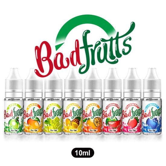 Vaping E Liquid Wholesale Price Factory OEM ODM Brand Good Flavors 10ml
