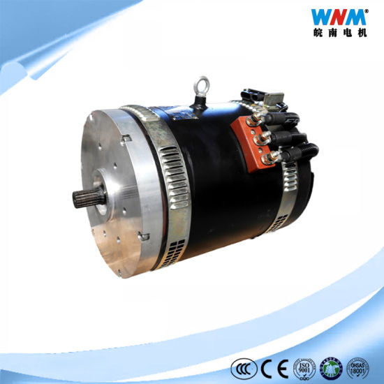 Xq (D) Series S2 Duty 0.55~13kw 22~75V Ins. F Electric DC Traction Motor for Forklift Truck Van Oil Pump Battery Xq-0.55-1 0.55kw 22V