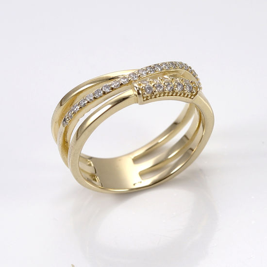 Gold Rings Wedding Ring New Design 2020 Mypic Asia