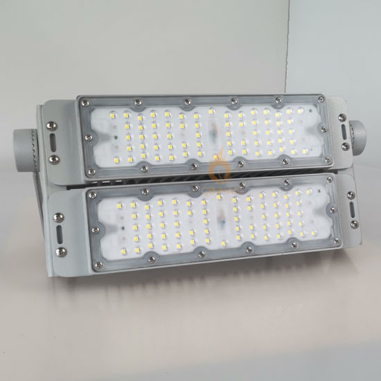 150lm/W Waterproof IP65 100W LED Tunnel Light