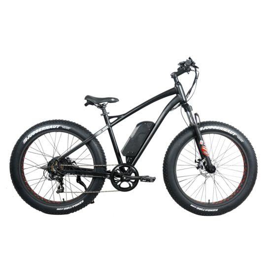 "26"" City Adult Electric Bicycles and Assisted Bicycle for Men Woman with Removable 48V 10A Large Capacity Lithium Battery and Charger pictures & photos"