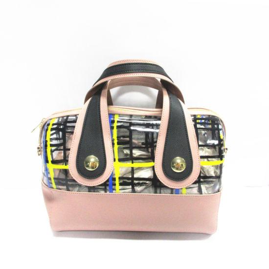 Made in China Wholesale 2020 Products Fashionable Ladies Handbags Nylon Boston Woman Shoulder Tote Traveling Bag Bolsas A8149