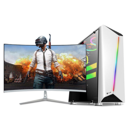 Desktop PC Computer Core I7 24 Inch Frameless Gaming Computer