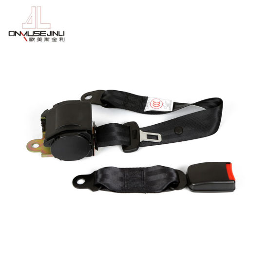Hot Selling Automitive Accessories Adjustable Three-Point Safety Belt