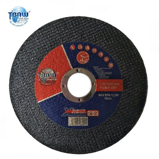 Thin Cutting Disc 5 Inch Metal Cutting Wheel