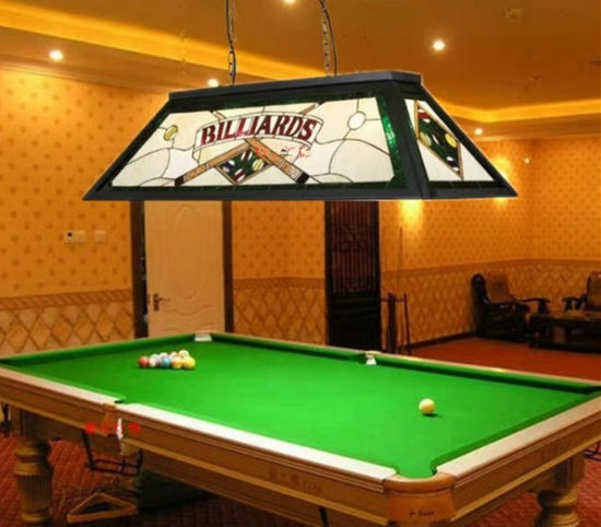 RAM Game Room Tiffany Billiards Pool Table Lights for Room Decoration pictures & photos