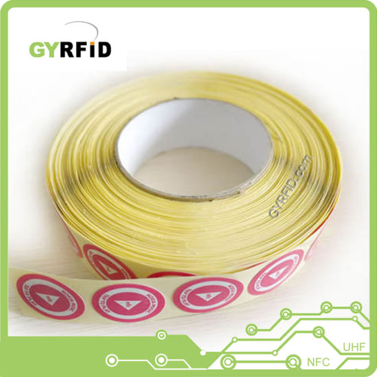 Passive RFID Stickers RFID Sticker Label for NFC Smartphone (LAP)