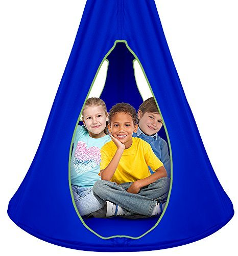 China Kids Nest Swing Chair Nook Hanging Seat Hammock For Indoor Outdoor Use Great For Children All Accessories Included China Leisure Hammock And Outdoor Hammock Price
