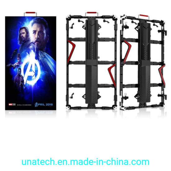 P3.91/4.81 Full Color Outdoor Rental Screen LED Display Panel for Stage with High Refresh Rate