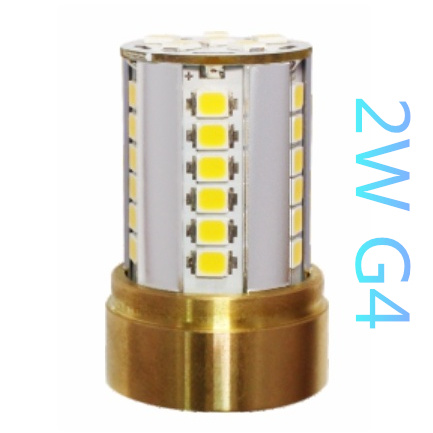 ETL Approved Private Design 2700K-6000K 2W G4 LED Path-Way Light pictures & photos