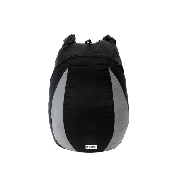Ultraweight Waterproof Foldable Hiking Sport Black Compact Backpack