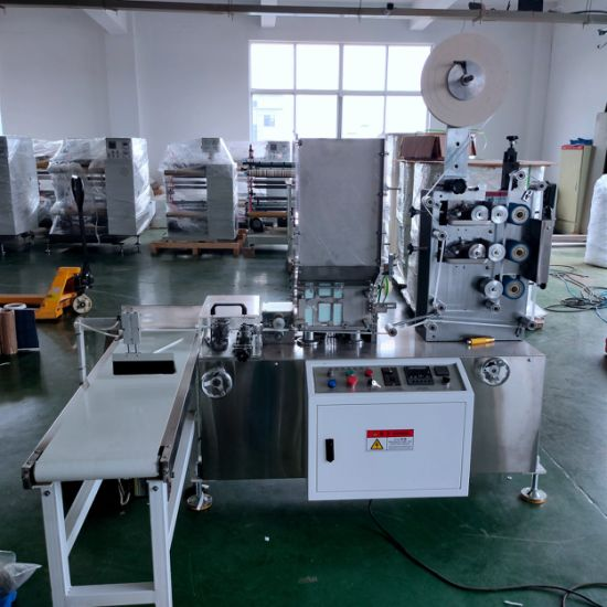 High Speed  Automatic Single Straw Packing Machine