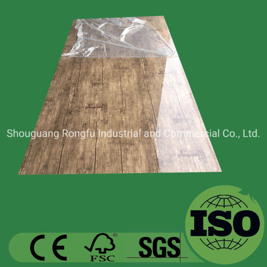 High Glossy UV MDF Board Door Panel for Kitchen Furniture