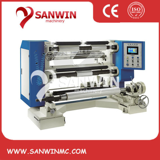 Film Slitting and Cutting Machine