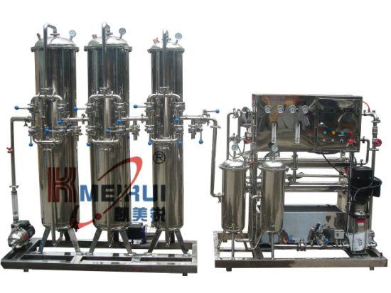 RO Water Treatment Plant (BWT-RO-1)