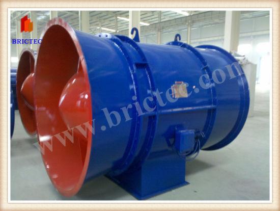 Industrial Axial Fan for Brick Kiln
