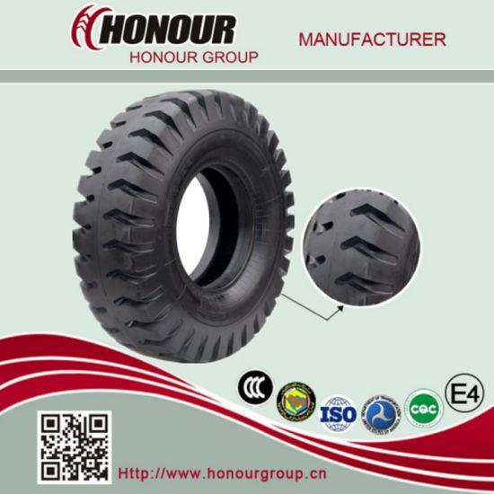 E4 Honour Condor High Quality Port Tire OTR Tyre (2100-25, 1400-24)