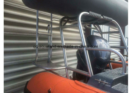 Aqualand 28feet 9m Assault Rib Boat/Rigid Inflatable Military Boat (rib900) pictures & photos