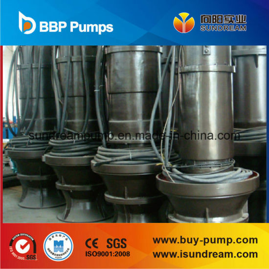 Submersible Motor Pump with Axial Propeller (QZ) pictures & photos