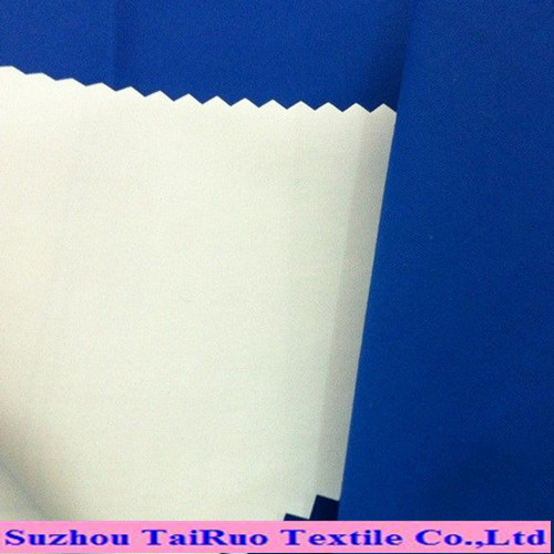 Milky Coated 100% Polyester Taslon Fabric for Garment pictures & photos