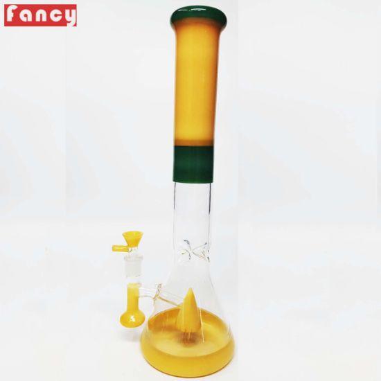 China Glass Oil Burner Ror Beaker 16inch Glass Smoking Water Pipe