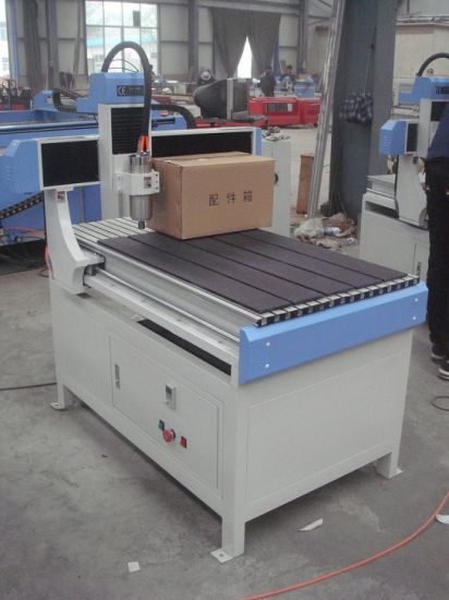 CNC Router Machine for Engraving and Cutting (XZ6090/6080/8010) pictures & photos