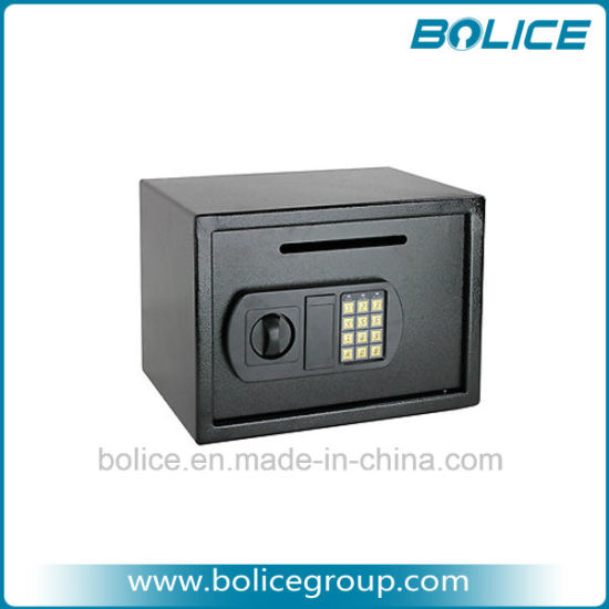 Electronic Digital Depository Safety Box with Cash Drop Slot pictures & photos