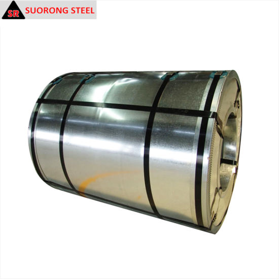 China Factory of Hot Dipped Gi Galvanized Steel Coil (0.15-4.0mm)