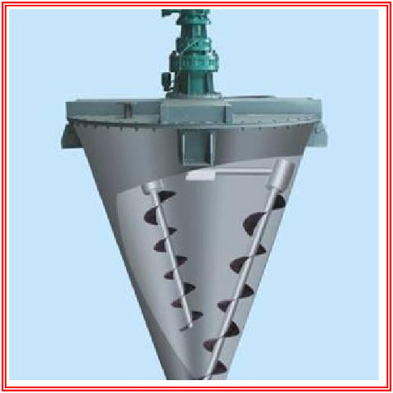 Verticle Screw Powder Mixer/ Spiral Chemical Mixer pictures & photos