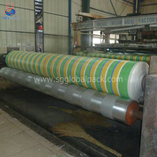 China Supply 4m Wide HDPE Tarpaulin Roll
