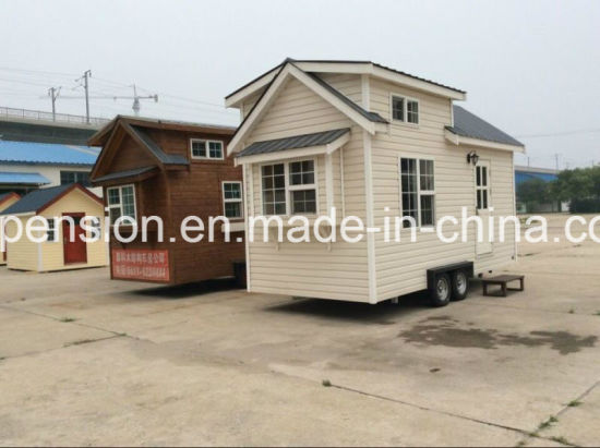 Low Cost Confortable Living Prefabricated/Prefab Mobile Villa/House for Holidays pictures & photos