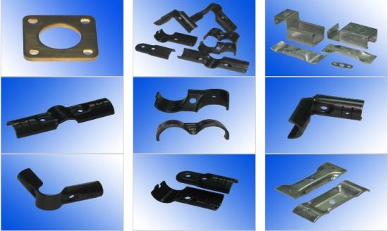 Good Selling Auto Parts, Steel Metal Stamping (HS-SM-0016) pictures & photos