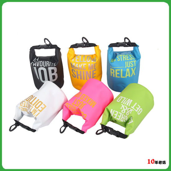 2018 New Style Waterproof Bag Custom Logo 500d PVC (JP-WBS002) pictures & photos