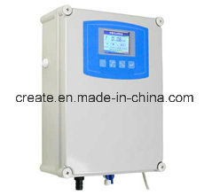 Low Price Color Screen Residule Chlorine Analyzer Cabinet, with The pH Temperature and Dosing Control
