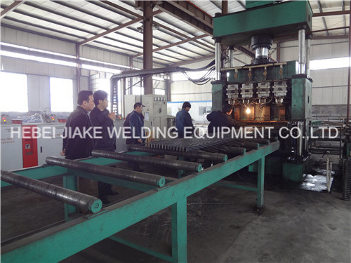 Automatic Pavement Steel Grating Welding Machine pictures & photos