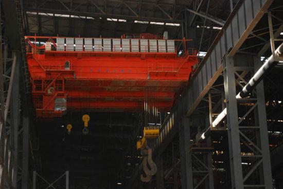 Double Girder Ladle Crane Casting Crane Foundry Crane Handing Ladle