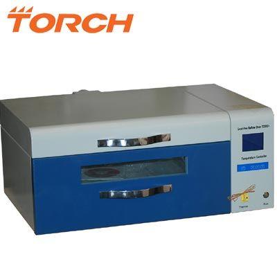 Desktop SMT Reflow Oven T200c+ Lead Free Reflow Oven / SMT High Precision Desktop Reflow Oven T200c+